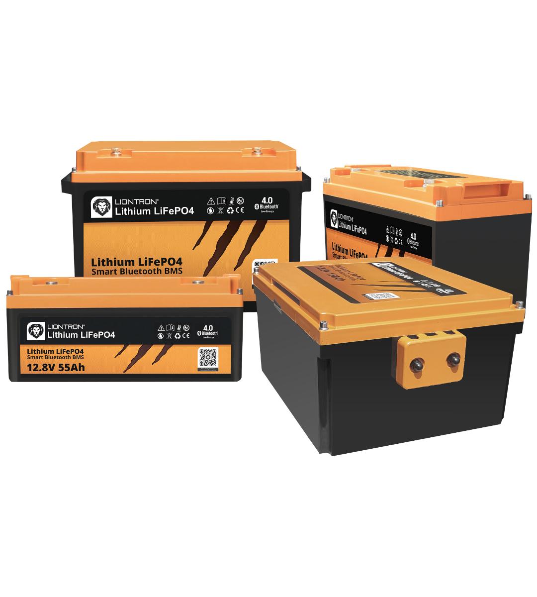 Batterien Akkumulatoren
